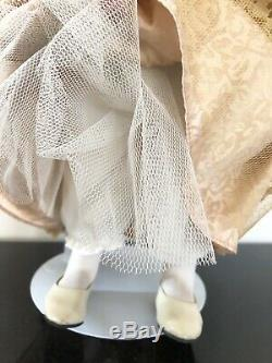 Rare Vintage Artisan Reproduction of Victorian Doll by Louis Nichole