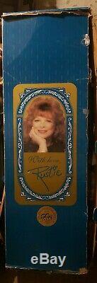 Rustie Dolls. HUGE 42 limited porcelain doll. TORI artist in box