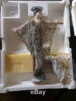 Stardust Vintage Barbie Porcelain Limited Edition in ORIGINAL SHIPPER NRFB 10993