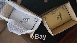 TWO Vintage Erte Stardust Barbie Porcelain Dolls Limited Ed. 1st-2nd in series