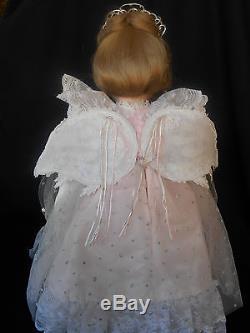 VINTAGE but NEW 1986 Gorham Doll FLEUR THE FAIRY PRINCESS Musical NIB