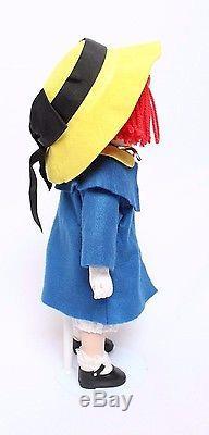 VTG 90's Madeline Danbury Mint Barbara Bemelmans First-Ever Porcelain Doll