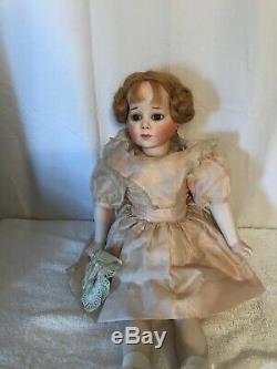 Vintage 18 Marianne De Nunez 1967 Pouty Dee Porcelain Doll