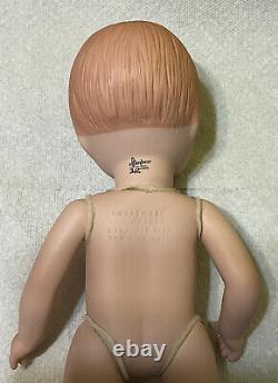 Vintage 1988 Porcelain Effanbee 15 Patsy Doll 9I300 GIRL LE 2500 (H66)