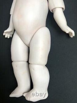 Vintage All Porcelain Kestner Reproduction JDK 221 Googly Jointed Limbs