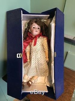Vintage Antique German Kestner JDK Bisque 22 inch Doll Mold 215 BJD All original