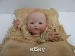 Vintage Armand Marseille 351/1 German Baby Porcelain Doll