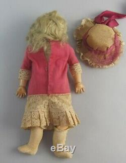 Vintage Armand Marseille Delphine Doll Porcelain Bisque