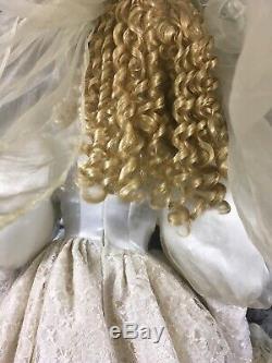 Vintage Ashley Belle Bride Doll Collector Item Large 42 Inch