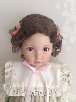 Vintage Ashton Drake Doll Dianne Effner Doll 888 51FA Emily