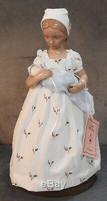 Vintage B&G Bing and Grondahl (B&G) Mary the Doll Royal Copenhagen Porcelain