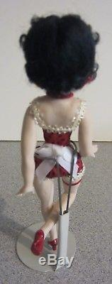 Vintage Betty Boop hand made porcelain doll