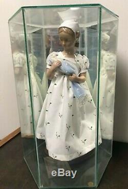 Vintage Bing and Grondahl (B&G) Mary the Doll Royal Copenhagen Porcelain