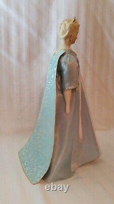 Vintage Bisque Porcelain Parian-type Liberty or Tiara Doll by Grace Lathrop