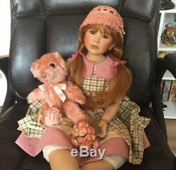 Vintage Doll Amaria by Berdine Creedy