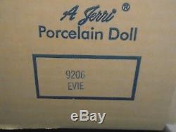 Vintage Dolls By Jerri Evie 9206 Original Missing Ornament