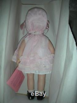 Vintage Effanbee Patsy Doll Porcelain Mint in Box Circa 1988 14