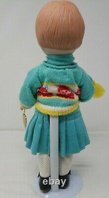 Vintage Effanbee Patsy Limited Edition 14-inch Porcelain Doll