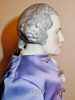 Vintage Emma Clear Doll 1946 George and Martha Washington #AD6129838