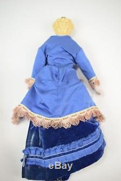Vintage Emma Clear Porcelain Doll 18