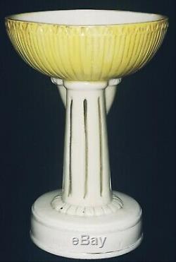 Vintage German Porcelain Half-doll Base Demi-figurine Dancer Pincushion Germany