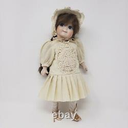 Vintage Googly Eye Doll Artist Reproduction JDK German Kestner 221 12 Porcelain
