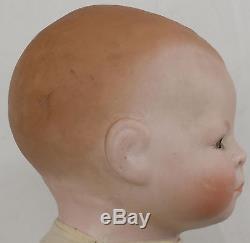 Vintage Grace Putnam Baby BYE-LO Porcelain Head Doll