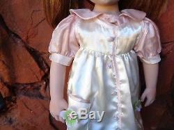 Vintage Hildegard Gunzel 22 Porcelain Doll 2006