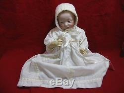Vintage Kämmer & Reinhardt Baby Doll #100 Bisque 14 K&R Star Marking