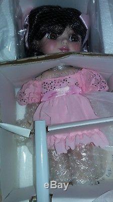 Vintage Marie Osmond Adora Porcelain Bisque Doll Mib Nrfb Ltd Edition