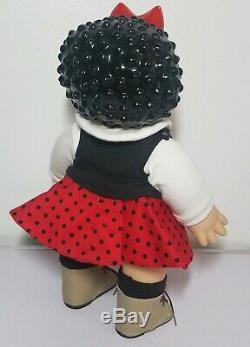 Vintage Nancy And Sluggo Ping Lau 13 Porcelain Doll 1999 Very Rare