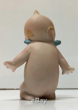 Vintage Original Porcelain KEWPIE Baby doll Borgfeldt O'Neill 1912