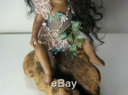Vintage Rare Summer's Child Stephanie Blythe Susan Snodgrass Porcelain Doll 1990