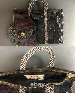 Vintage Reproduction 28 Dark Skin French Bru Jne Porcelain/Leather Doll