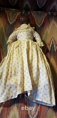 Vintage Ruth Gibbs 12 Godey's Lady Little Women China Doll