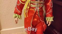 Vintage Sgt. Pepper. George Harrison Starshine Beatle Porcelain Doll