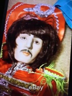 Vintage Sgt. Pepper Starshine Beatles Porcelain Dolls