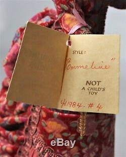 Vintage Valentine's Ladies Emmeline 1984 #4 by Pamela Valentine Limited Edition