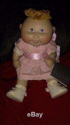 Vintage porcelain Cabbage Patch dolls