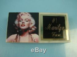 Vtg Marilyn Monroe Franklin Mint Porcelain Dolls & Framed Art Lot Collectibles