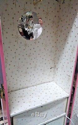 20 Poupée Ballerine En Porcelaine Susan Wakeem Vintage Avec Malle Et Vêtements