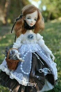 Alexandra. Main Boudoir Collection Art Doll, Le Style Vintage Antique, Ooak