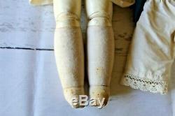 Antique Armand Marseille Bisque Articulé Porcelaine Poupée Am 7 Dep No 3500 Allemagne