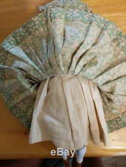Antique Vintage 12 Pouces Poupée Tête Allemande