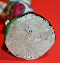 Antiques Figurine Miniature Porcelaine Porcelaine Début Allemand Kindlbringer 3.5
