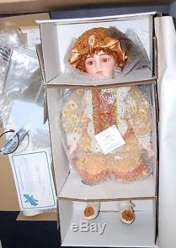 Barbara Oto 22 Poupée De Porcelaine Vintage Lindsay Bru Artistes Premiere