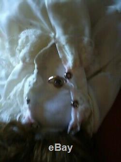 Belle Vintage Porcelain Doll