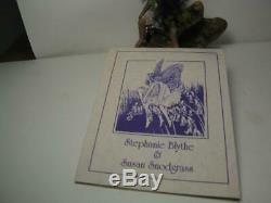 Blythe Été De Rare Vintage Enfant Stephanie Susan Snodgrass Porcelaine Doll 1990