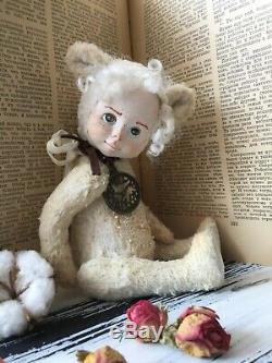 Boudoir Poupées Conte De Fées Charactersvintage Poitrine Projet Poitrine @vintage
