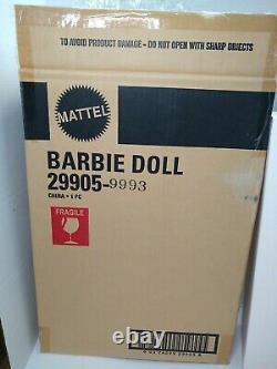 Briquet Que L'air Barbie Doll Porcelaine Prima Ballerina Avec Expéditeur 29905 Onf